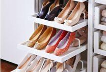 schoenen kast