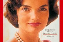 "Jackie O / Jacqueline Lee ""Jackie"" Bouvier Kennedy Onassis July 28, 1929 – May 19, 1994"