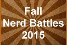 Fall Nerd Battles 2015