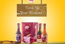 Weekend Special Healthy Drinks / Enjoy your weekend with some special products of shree guruji. Enjoy..!
