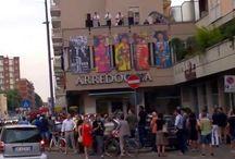 12 giugno 2015 tributo ai Beatles - Piacenza / Immagini del concerto/tributo ai Beatles a Piacenza