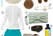 What to Wear on a Cruise / Perfect Packing for Your Cruise or Beach Vacation