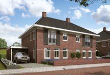 Tussen de Houtwallen | Vathorst / 'Tussen de Houtwallen' is een vrije kavel project in Vathorst (Amersfoort)