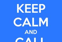 KEEP CALM Supernatural