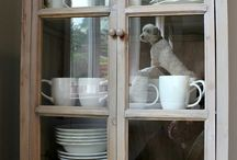 Dishes cabinets / by YifatS