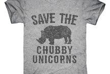 Unicorns & Teeshirts