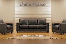 Leather Lounge Suites / Beautify your home with modern and elegant outdoor living furniture. Shop online and get the best prices on wicker outdoor furniture and leather lounge suites. Nationwide shipping to Sydney, Melbourne and beyond. Visit- http://www.unitedhouse.com.au