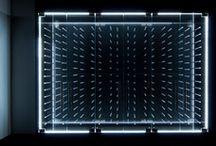 LED Illuminated Wine Cellar - Vin de Garde Glass Wine Cabinet - Los Angeles