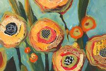 Floral love / by Pamela Holderman
