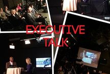 Executive Talk Shows / Check out the behind the scenes and our TV show!