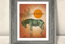 The Mission / by Guido's Daddy