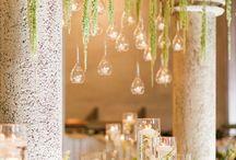 Glamour Wedding Decorations