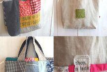 Tašky patchwork