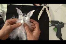 výroba andělů