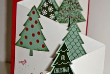 Cards - Christmas: My Stamps