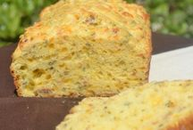 Savory Bread / by Jane Brizendine
