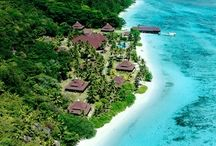 Praslin, Seychelles / Current properties, scenes, design on Praslin