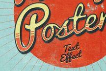 PSD - font effect