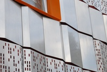 Facade Materials / JustFacades.com are a one stop shop when it comes to chosing your next external façade material.  We are based in London UK, call us on 020 3551 6568