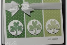 Cards - St. Patty,s / by Jean Story