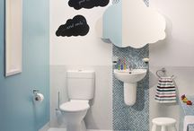 Escola banheiro