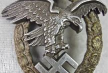 Фашисткие значки родов войск