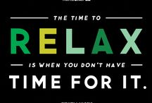 Quotes of Relaxation