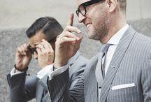 Men's Glasses / by Sam Brady