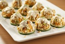 Appetizers & Small Plates / A great evening begins with a great appetizer. Try these delicious recipes for your next party!