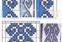 inkerloom weaving patterns