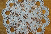 crochet items / by Theresa Persinger
