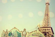 Eiffel Tower<3 / by Brooke Danielle