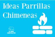 Ideas Parrillas & Chimeneas