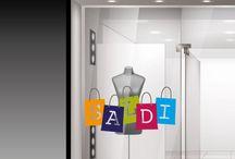 vetrofanie - saldi / vetrofanie - saldi, vendita promozionale, svendita tutto in vari colori e varie dimensioni. visita: http://www.santorografica.com/shop/306-vetrofanie-saldi