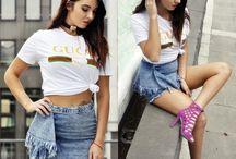 Mini skirts - styling