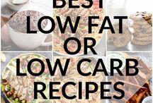 Low Fat/Low Carb