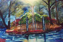loesruland schilderijen landschap en natuur