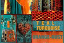 Heartwarming Sibiu Brand Color Palette