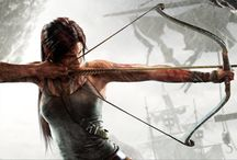 Tomb Raider, TV-spill figur.