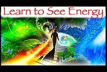 Energieven aura