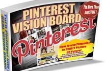 VISIONBOARD PINTEREST  / by Joyce Schwarz