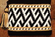 wayuu çanta örnekleri desenleri