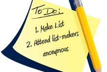 Manage your to-do's!