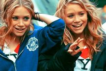 Mary-Kate And Ashley Olsen✨♠
