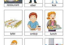 Skola extra svenska  ord 1