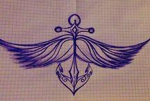 Anker Tattoo