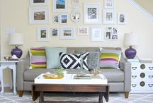 living room ideas / by liz renner