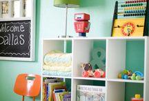 Kids room / by Baiba Vilums