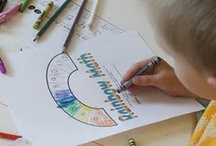 Homeschool - General Ideas / Inspirations for homeschooling.