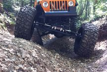 Jeeping/Camping / by Emily Edwards